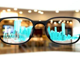 Foto 3D e occhiali per la realtà aumentata