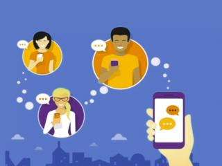 Private social: gruppi, stories e social messagging